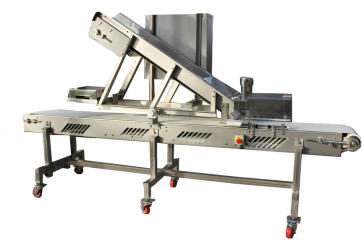 Mosur Machine Micro-Harvest Tray Harvester